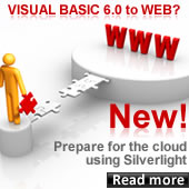 Visual Basic 6.o to Web/Cloud
