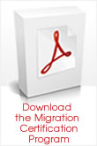 Download the ArtinSoft Migration Certification Program